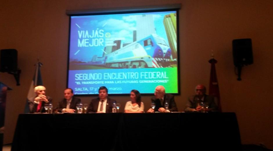 CONFEDI presente en el 2º Encuentro Federal – Regional NOA: El Transporte para las futuras generaciones