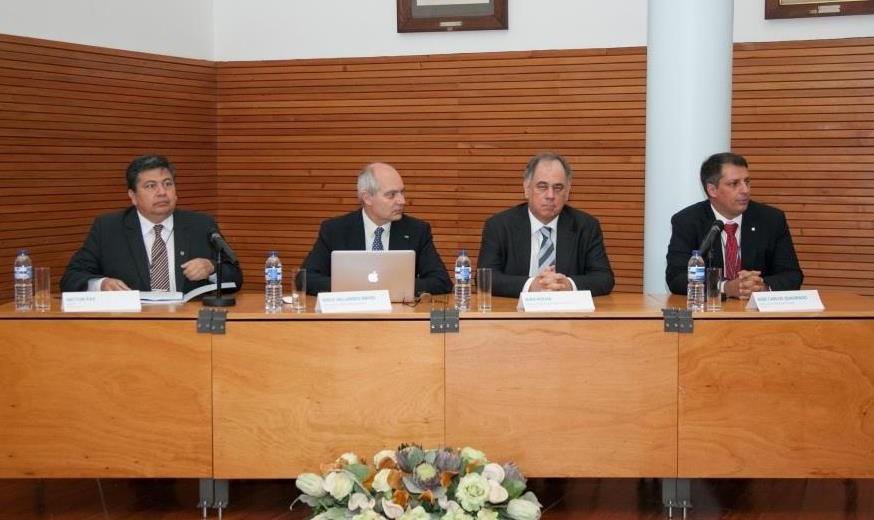 ASIBEI – Actividades Académicas y del Comité Ejecutivo – Portugal 2015