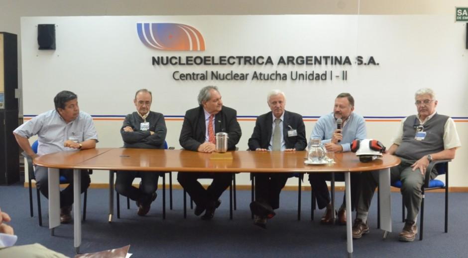 El Comité Ejecutivo de CONFEDI visitó Atucha II