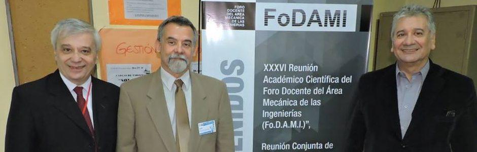XXVI Reunión Académico Científica del FoDAMI