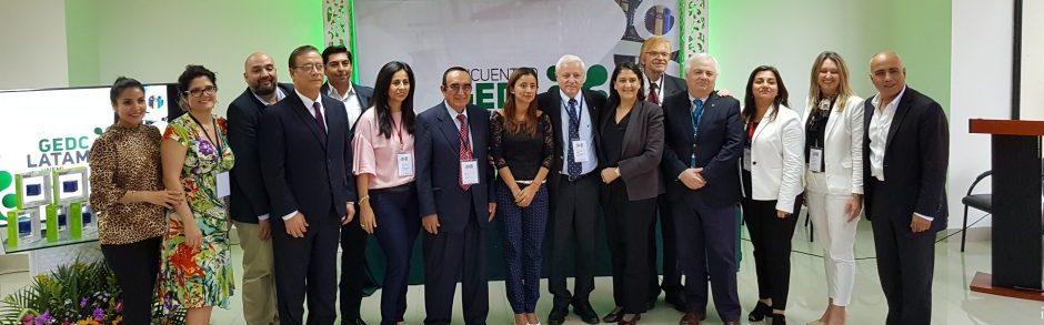 Argentina presente en el GEDC-LATAM 2018 en Ecuador