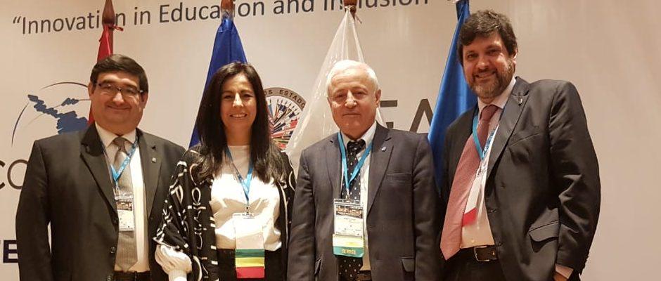El CONFEDI y su actividad internacional en 2018