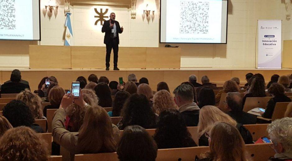 Más de 250 asistentes en las 3° Jornadas de Innovación Educativa