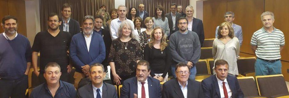 Representantes de Doctorados en Ingeniería se reunieron con el CONICET y el ME