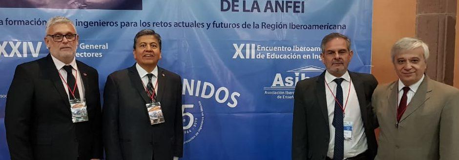 Internacional: Argentina es el nuevo vicepresidente de ASIBEI